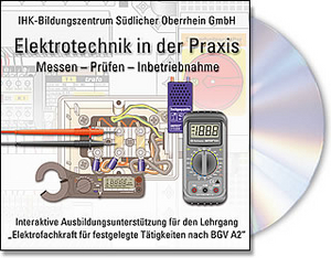 Elektrotechnik: CD-Cover