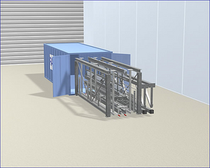 Dürr FAStplant® 3D-Animation