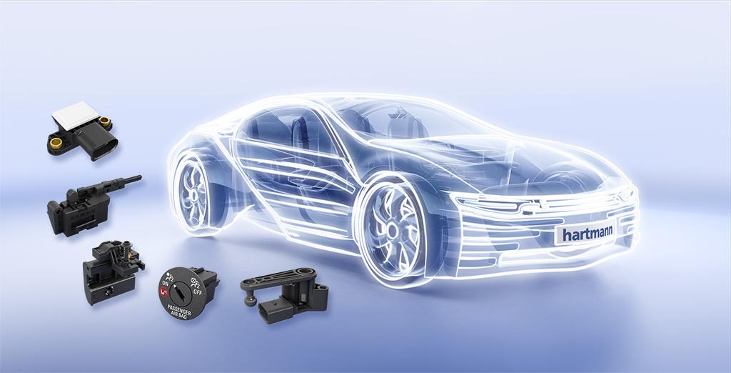 3d auto rendering f r hartmann exact kg internetagentur. Black Bedroom Furniture Sets. Home Design Ideas